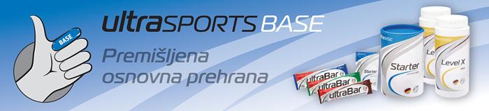 Ultrasports BASE: premišljena osnovna prehrana