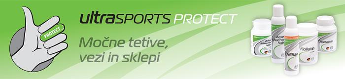 Ultrasports Protect: Močne tetive, vezi in sklepi