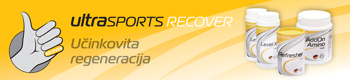 Ultrasports Recover: Učinkovita regeneracija